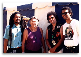Bill Graham & The Caribbean Allstars